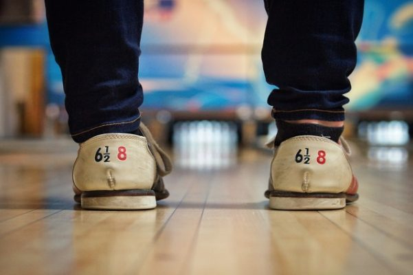 bowlingschoenen bowlingbaan