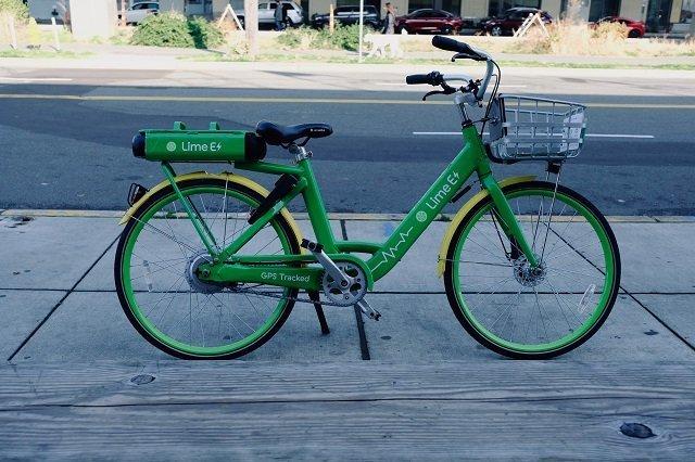 elektrische fiets koerier koeriersdiensten