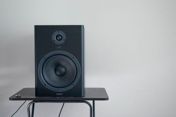 geluidsinstallatie muziek muziek stereo box