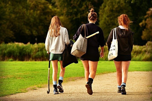 goed zittende sportkleding hockey dames